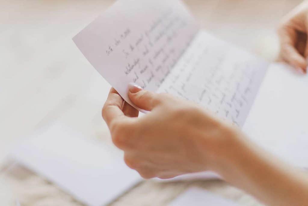ejemplos de comunicacion escrita