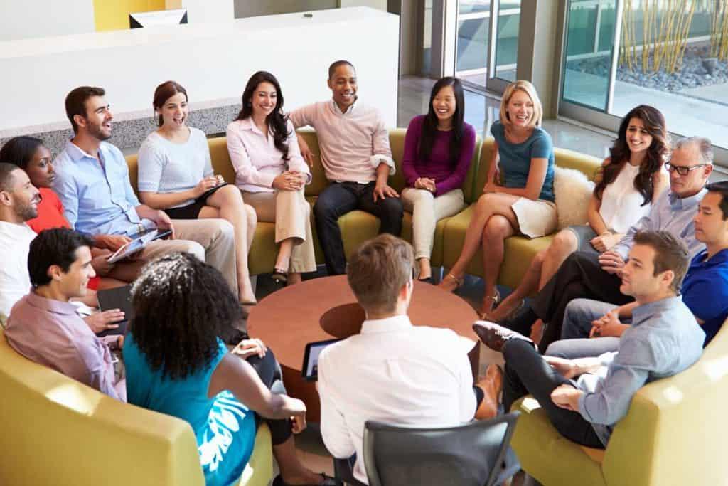 ejemplos de comunicacion grupal