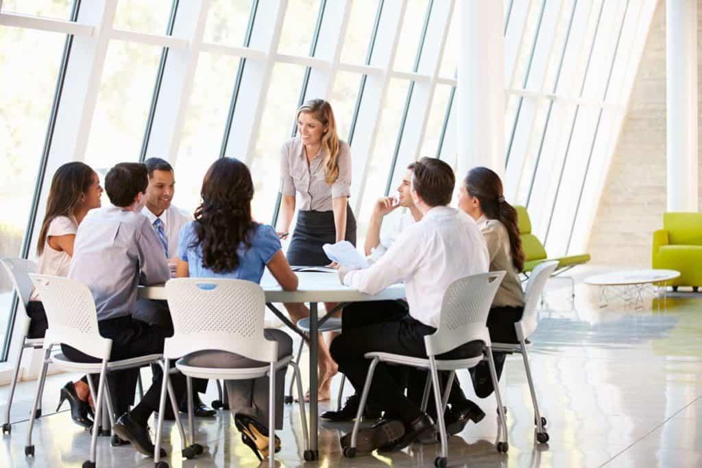 tipos de comunicacion grupal