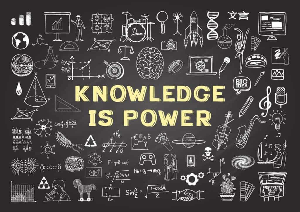 elementos del conocimiento