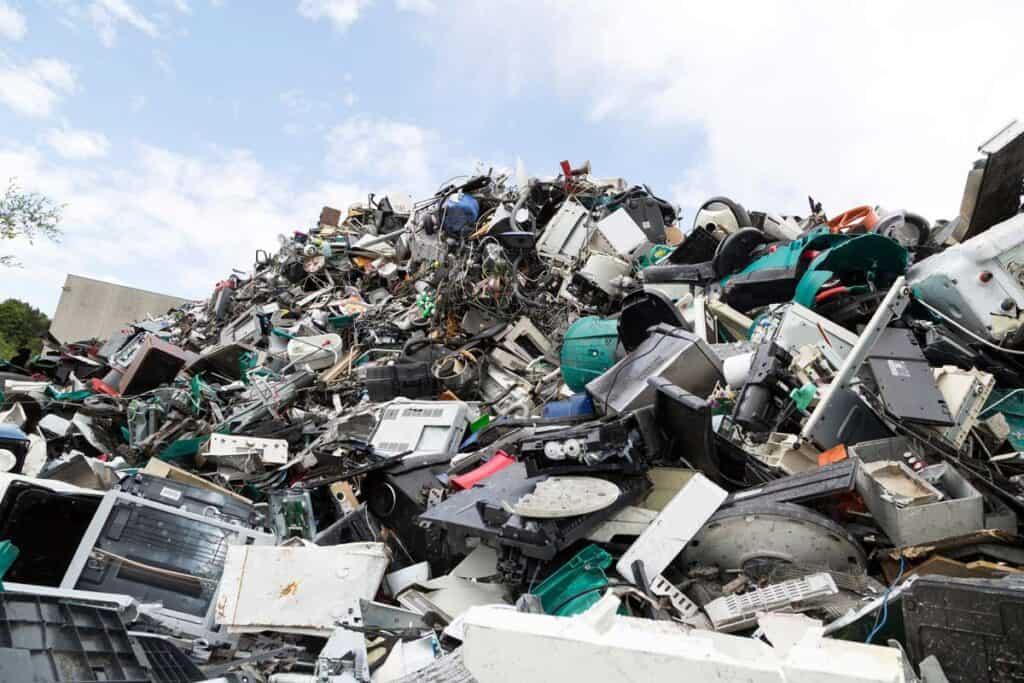 ejemplos de basura inorganica