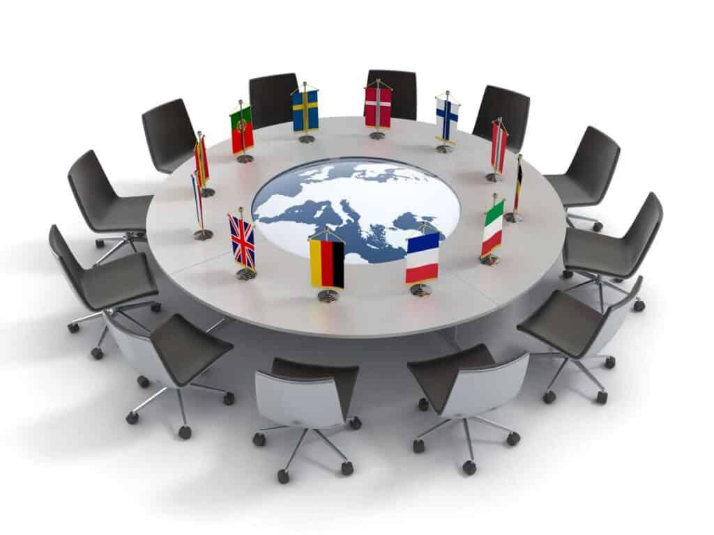 ejemplos de globalizacion politica