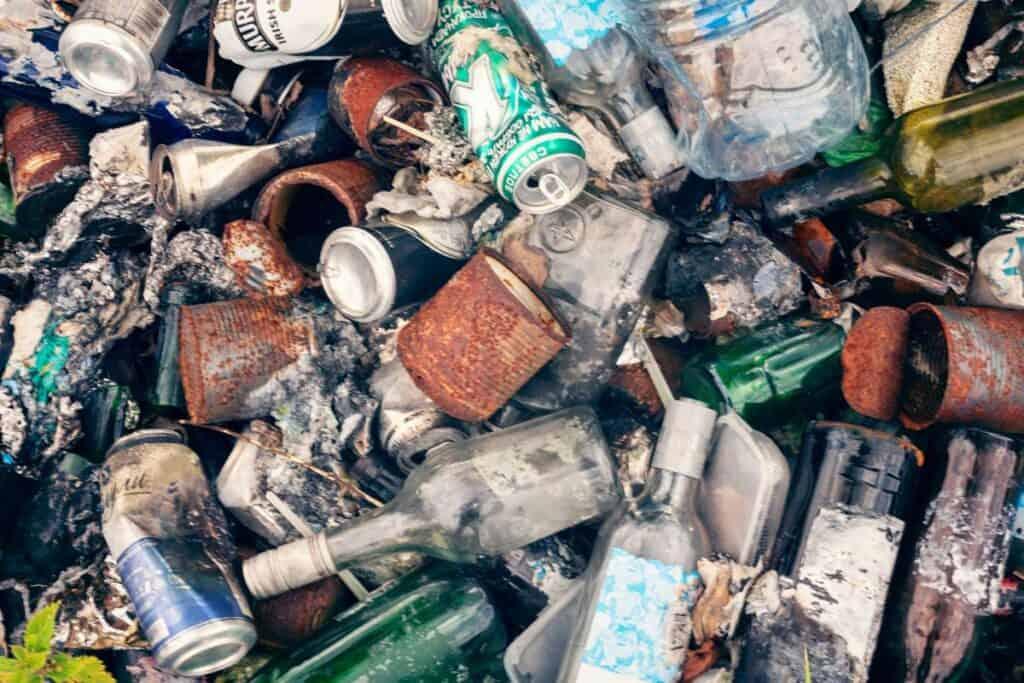 que es la basura inorganica