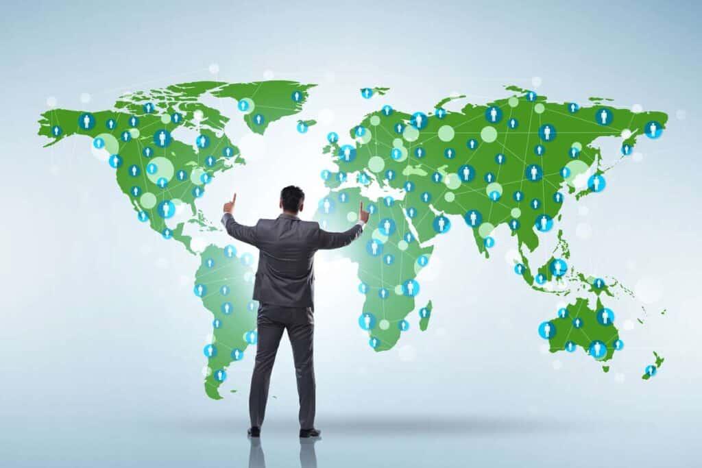 que es la globalizacion social