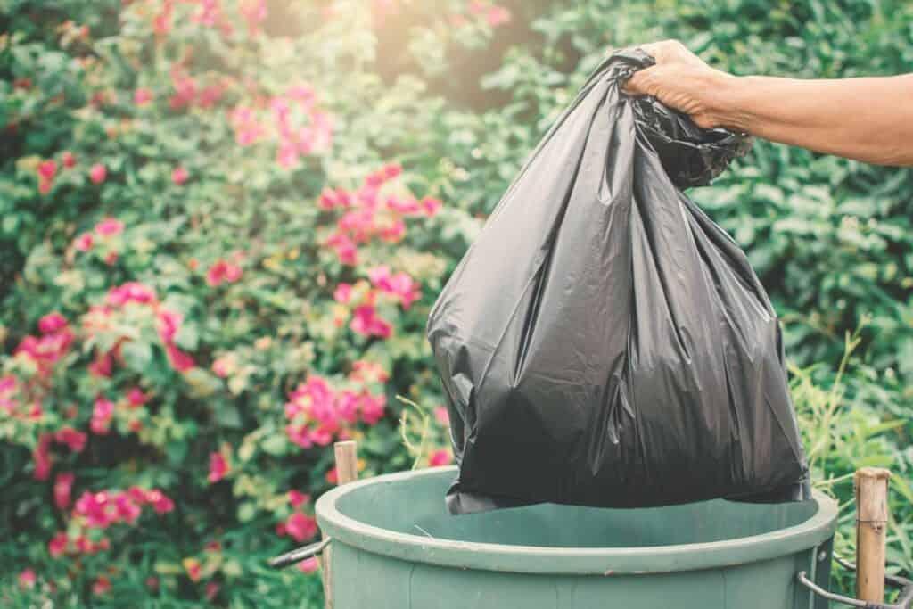 que hacer con la basura