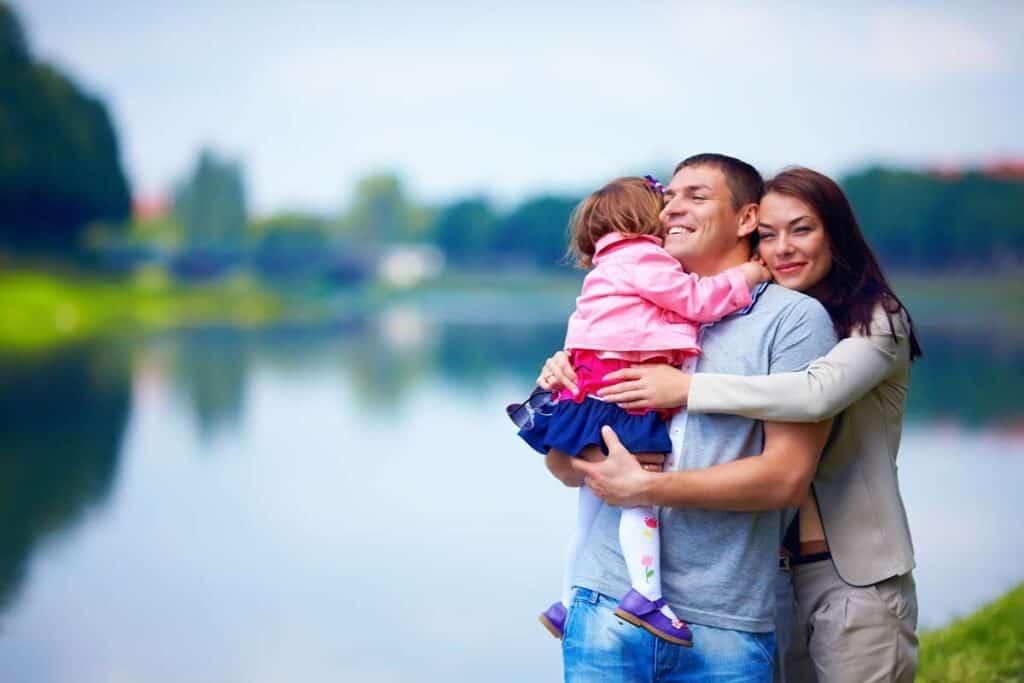 ejemplos de valores familiares